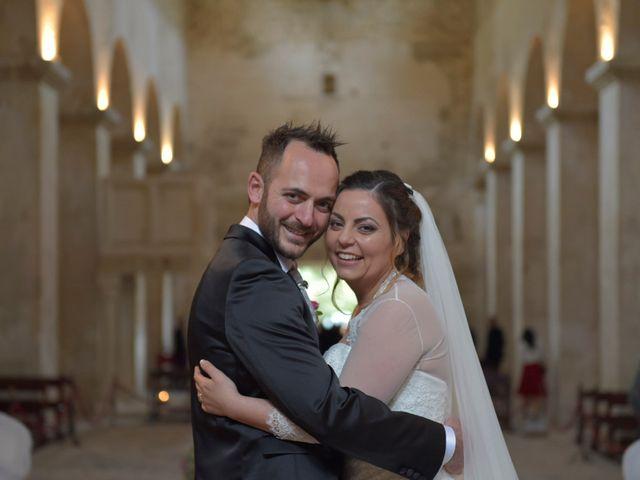 Il matrimonio di Giada e Leo a Serramonacesca, Pescara 28