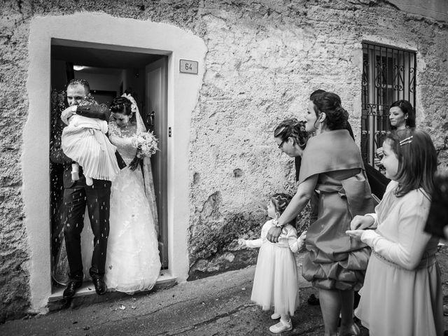 Il matrimonio di Antonello e Mariangela a San Teodoro, Messina 21