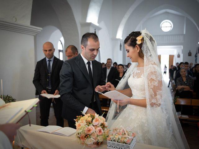 Il matrimonio di Antonello e Mariangela a San Teodoro, Messina 25