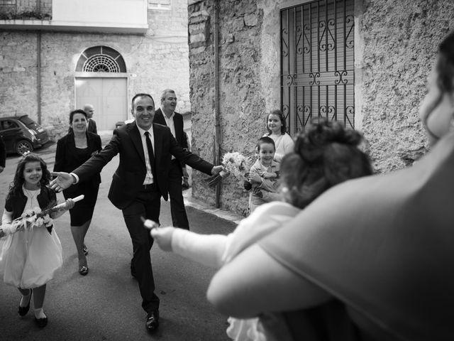 Il matrimonio di Antonello e Mariangela a San Teodoro, Messina 35