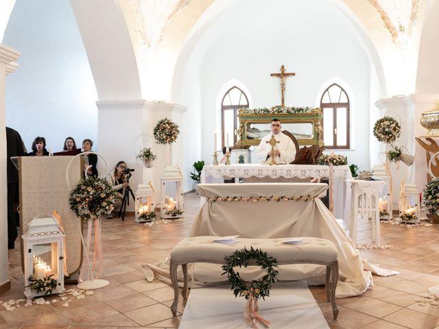Il matrimonio di Antonello e Mariangela a San Teodoro, Messina 44