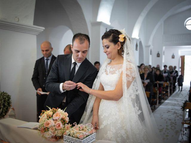 Il matrimonio di Antonello e Mariangela a San Teodoro, Messina 52