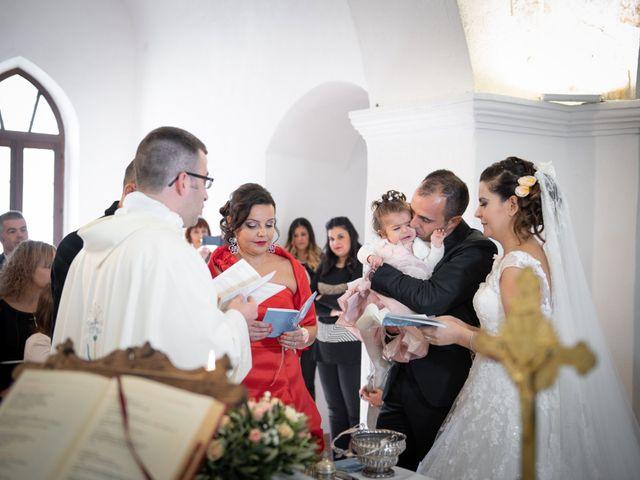 Il matrimonio di Antonello e Mariangela a San Teodoro, Messina 65
