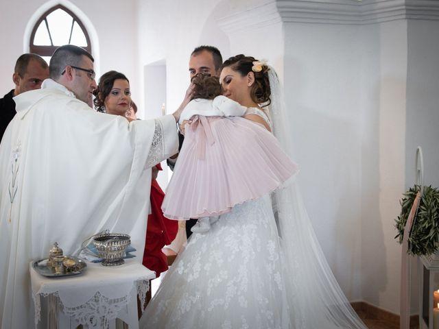 Il matrimonio di Antonello e Mariangela a San Teodoro, Messina 71