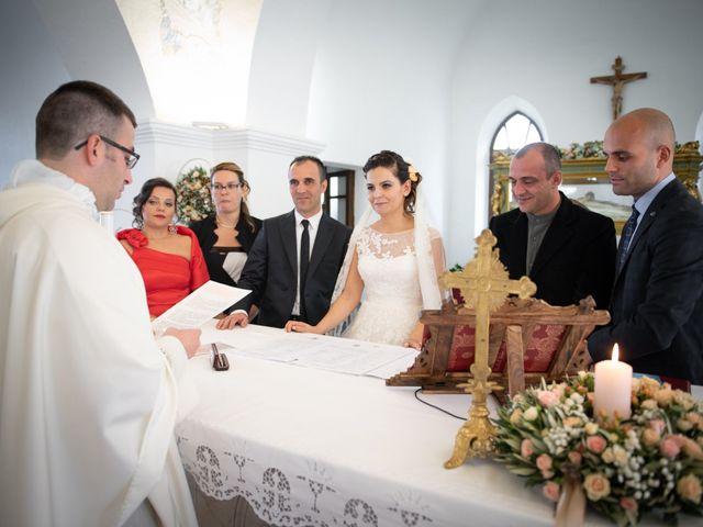 Il matrimonio di Antonello e Mariangela a San Teodoro, Messina 74