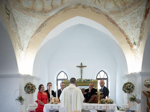 Il matrimonio di Antonello e Mariangela a San Teodoro, Messina 75