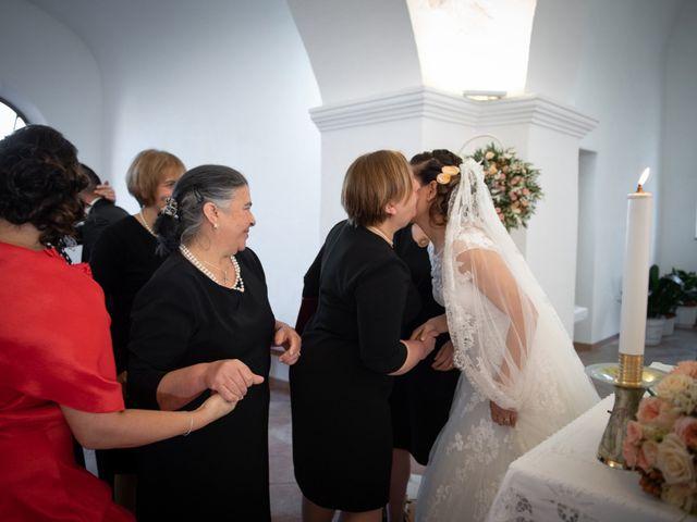 Il matrimonio di Antonello e Mariangela a San Teodoro, Messina 85