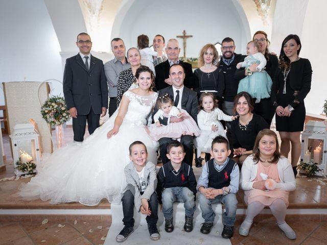 Il matrimonio di Antonello e Mariangela a San Teodoro, Messina 93