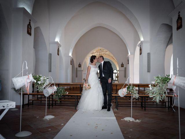Il matrimonio di Antonello e Mariangela a San Teodoro, Messina 94