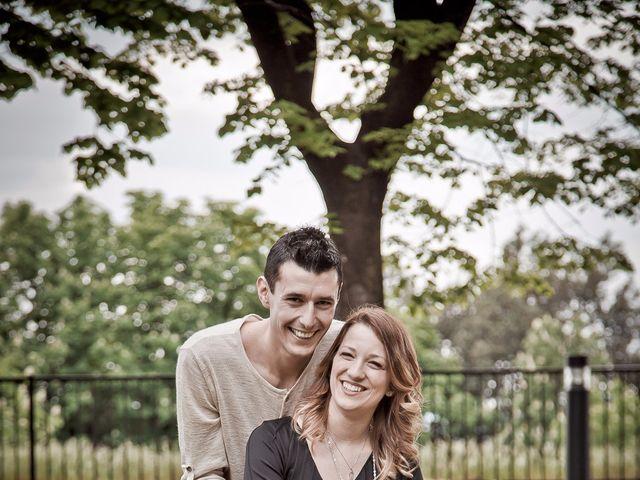 Il matrimonio di Stefano e Elena a Castenedolo, Brescia 5