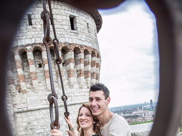 Il matrimonio di Stefano e Elena a Castenedolo, Brescia 15