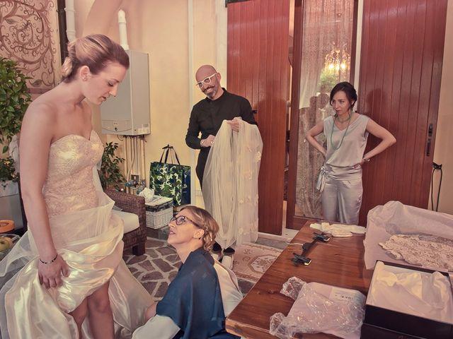 Il matrimonio di Stefano e Elena a Castenedolo, Brescia 36