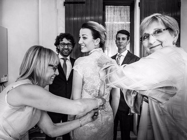 Il matrimonio di Stefano e Elena a Castenedolo, Brescia 38