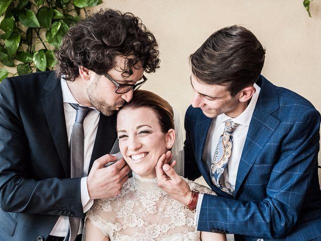 Il matrimonio di Stefano e Elena a Castenedolo, Brescia 45