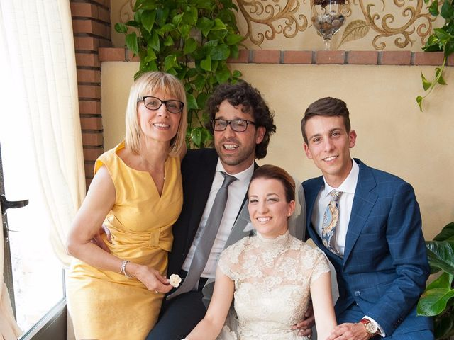 Il matrimonio di Stefano e Elena a Castenedolo, Brescia 46