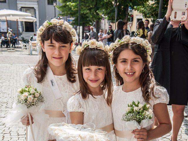 Il matrimonio di Stefano e Elena a Castenedolo, Brescia 53