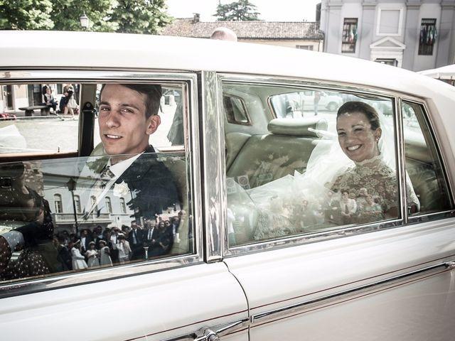 Il matrimonio di Stefano e Elena a Castenedolo, Brescia 55