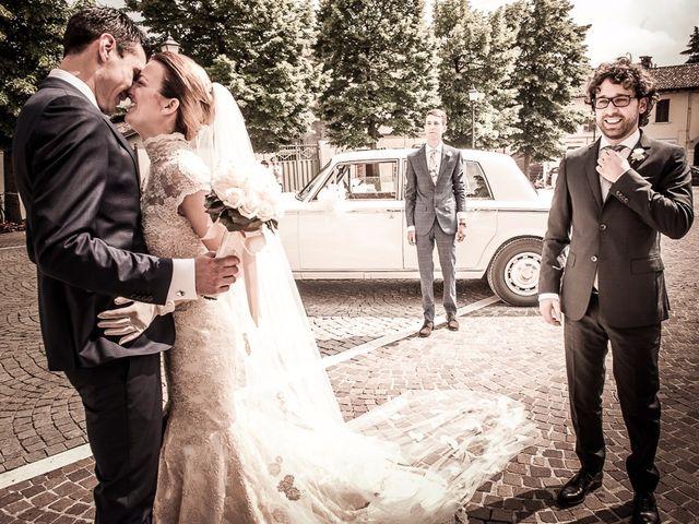 Il matrimonio di Stefano e Elena a Castenedolo, Brescia 56
