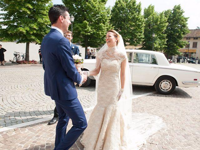 Il matrimonio di Stefano e Elena a Castenedolo, Brescia 57