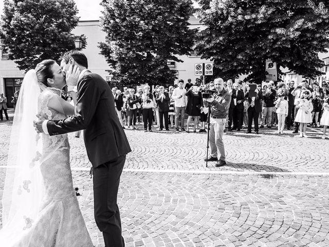 Il matrimonio di Stefano e Elena a Castenedolo, Brescia 58