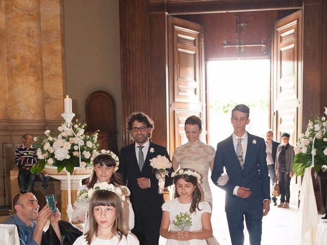 Il matrimonio di Stefano e Elena a Castenedolo, Brescia 63