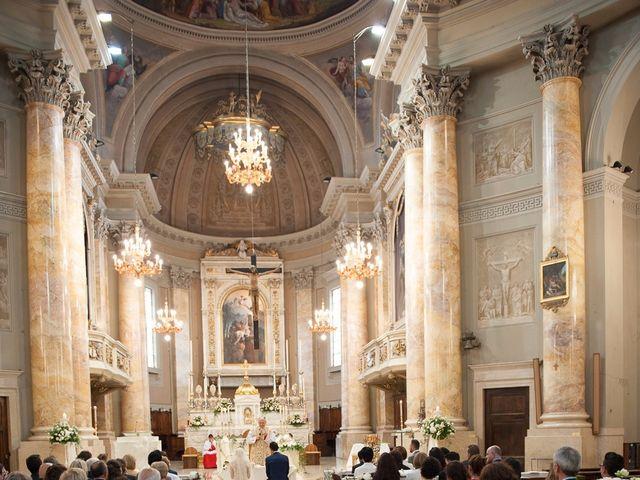 Il matrimonio di Stefano e Elena a Castenedolo, Brescia 67