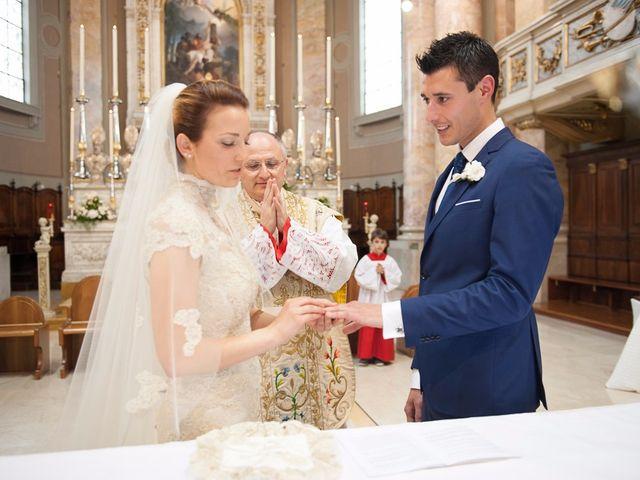 Il matrimonio di Stefano e Elena a Castenedolo, Brescia 72