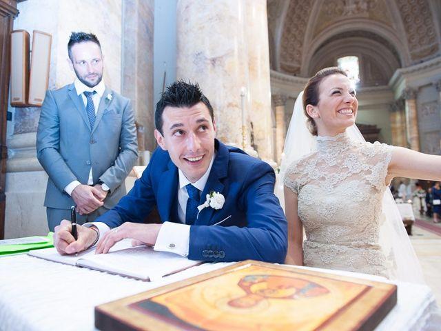 Il matrimonio di Stefano e Elena a Castenedolo, Brescia 81