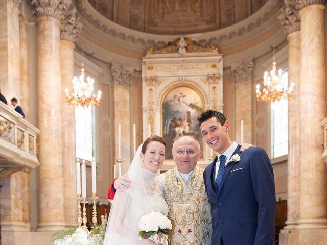 Il matrimonio di Stefano e Elena a Castenedolo, Brescia 82