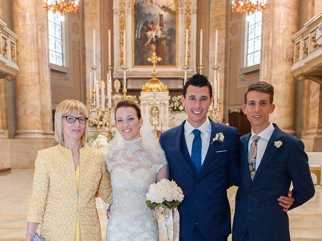Il matrimonio di Stefano e Elena a Castenedolo, Brescia 85