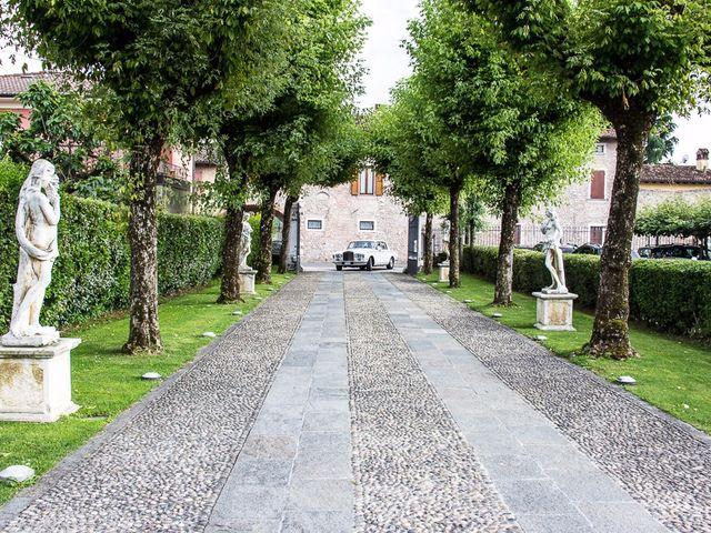 Il matrimonio di Stefano e Elena a Castenedolo, Brescia 96