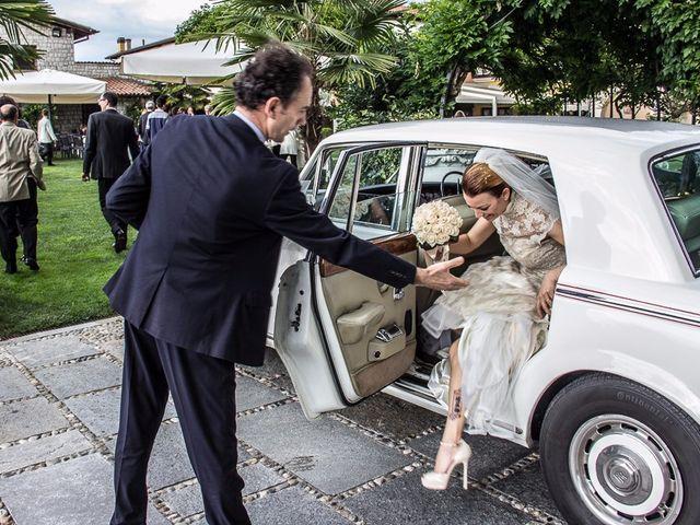 Il matrimonio di Stefano e Elena a Castenedolo, Brescia 98