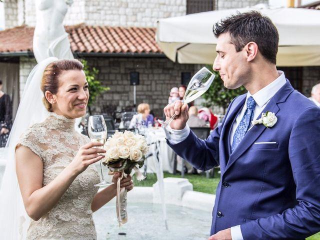 Il matrimonio di Stefano e Elena a Castenedolo, Brescia 99