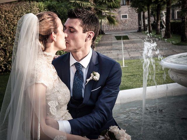 Il matrimonio di Stefano e Elena a Castenedolo, Brescia 107