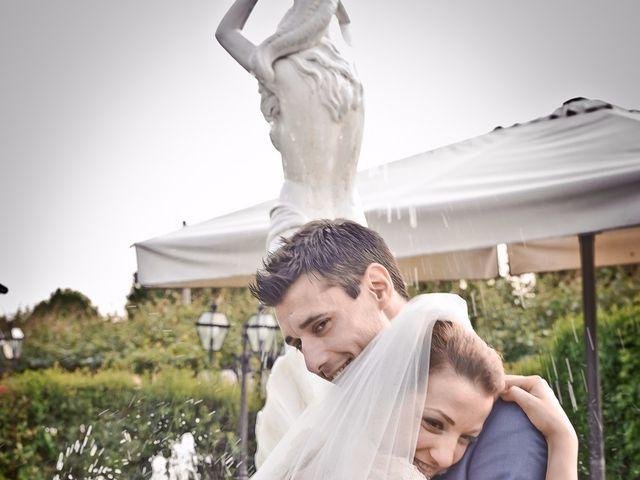 Il matrimonio di Stefano e Elena a Castenedolo, Brescia 109