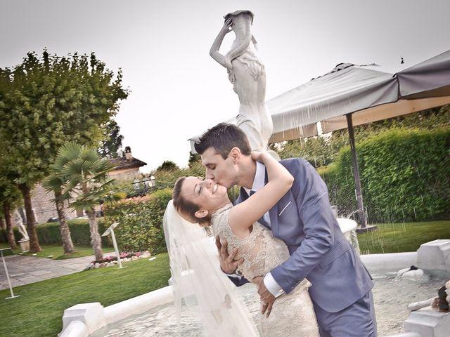 Il matrimonio di Stefano e Elena a Castenedolo, Brescia 110