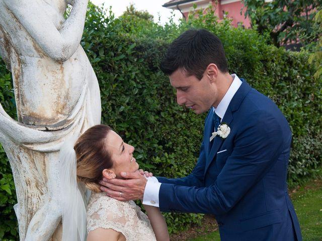 Il matrimonio di Stefano e Elena a Castenedolo, Brescia 116