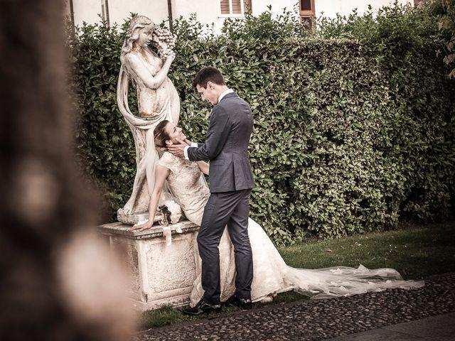 Il matrimonio di Stefano e Elena a Castenedolo, Brescia 117