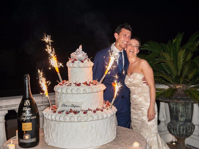 Il matrimonio di Stefano e Elena a Castenedolo, Brescia 130