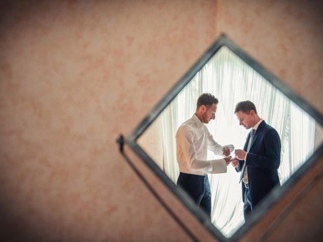 Il matrimonio di Andrea e Simona a Vergiate, Varese 5