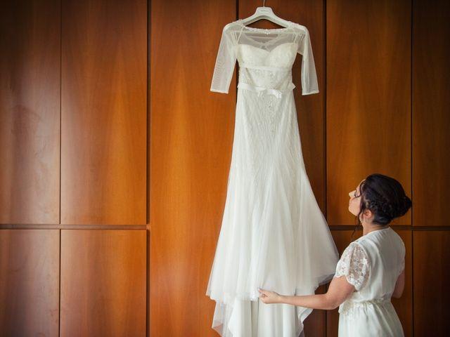 Il matrimonio di Andrea e Simona a Vergiate, Varese 14