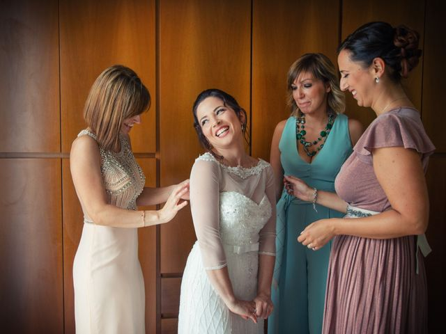 Il matrimonio di Andrea e Simona a Vergiate, Varese 16