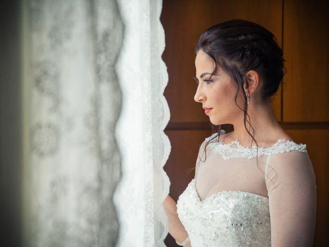 Il matrimonio di Andrea e Simona a Vergiate, Varese 17