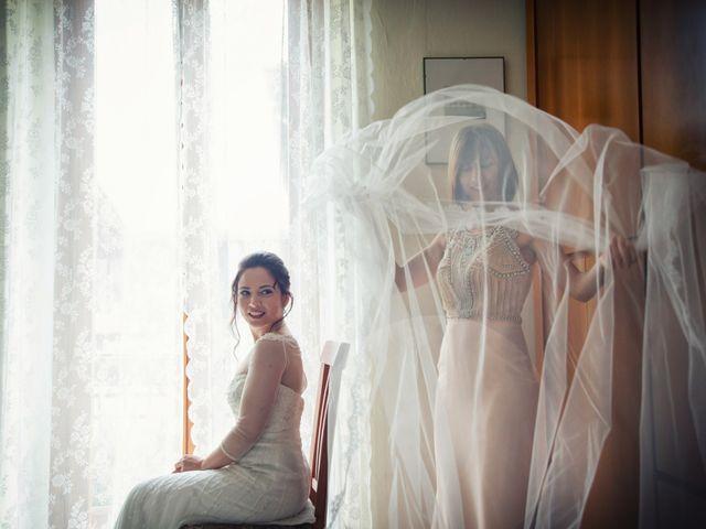 Il matrimonio di Andrea e Simona a Vergiate, Varese 18