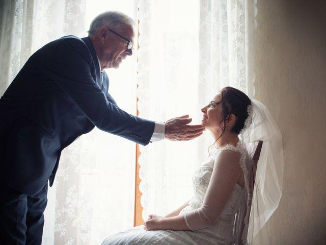 Il matrimonio di Andrea e Simona a Vergiate, Varese 19