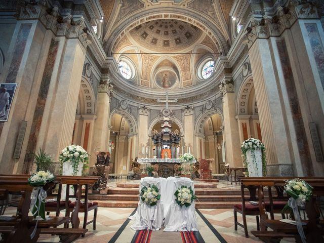 Il matrimonio di Andrea e Simona a Vergiate, Varese 20