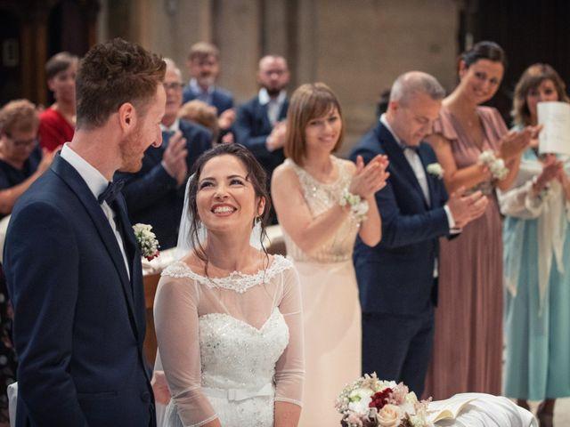 Il matrimonio di Andrea e Simona a Vergiate, Varese 27