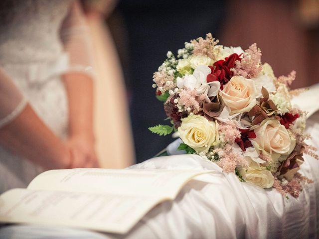 Il matrimonio di Andrea e Simona a Vergiate, Varese 28