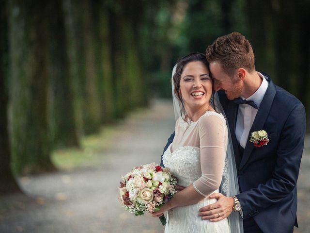 Il matrimonio di Andrea e Simona a Vergiate, Varese 43