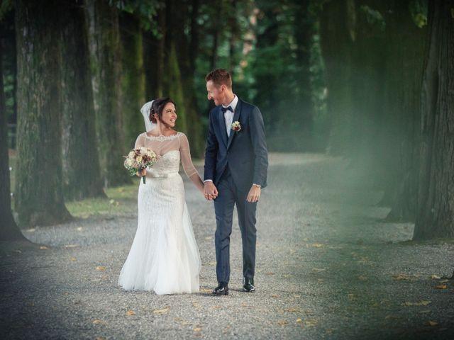 Il matrimonio di Andrea e Simona a Vergiate, Varese 44